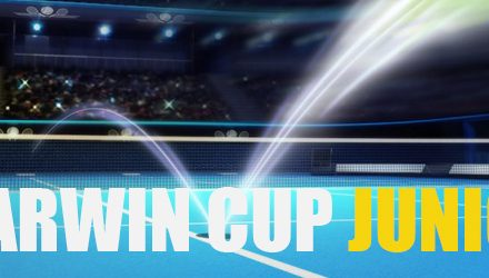 Darwin Cup JR + klubbfest = sant